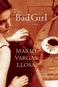 Обложка романа «Похождения скверной девчонки» Марио Варгаса Льосы