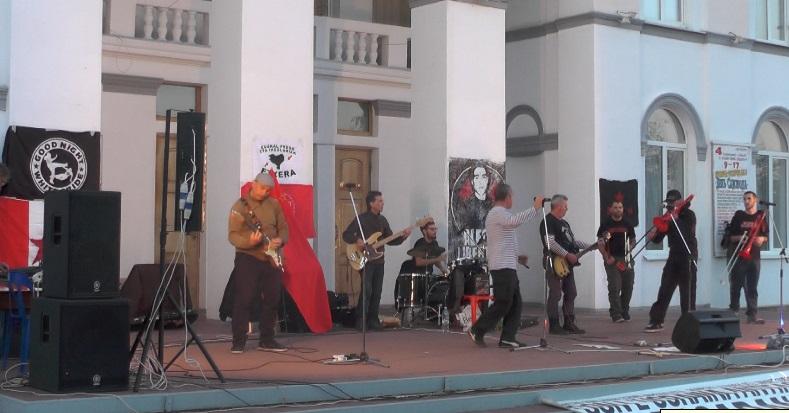 Концерт Banda Bassotti в Донецке Ростовской области