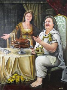 gina-rinehart-banquet-oil-painting-900