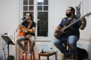 миниконцерт в доме творчества комсомола