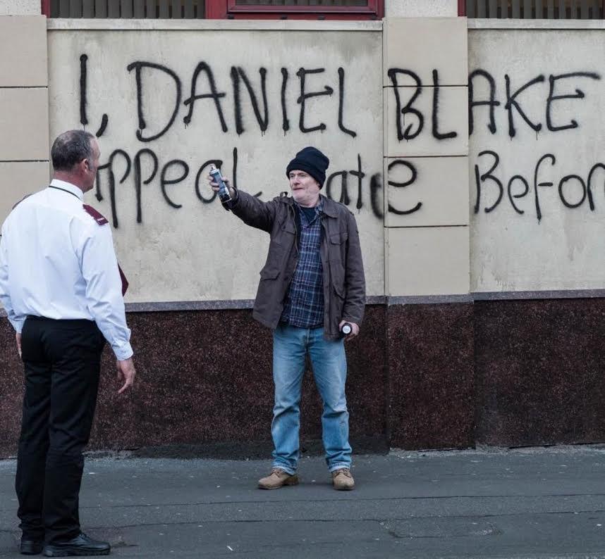 Я дэниел блэйк i daniel blake 2016